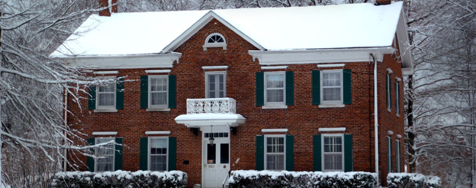 Cozy Winter in Nauvoo