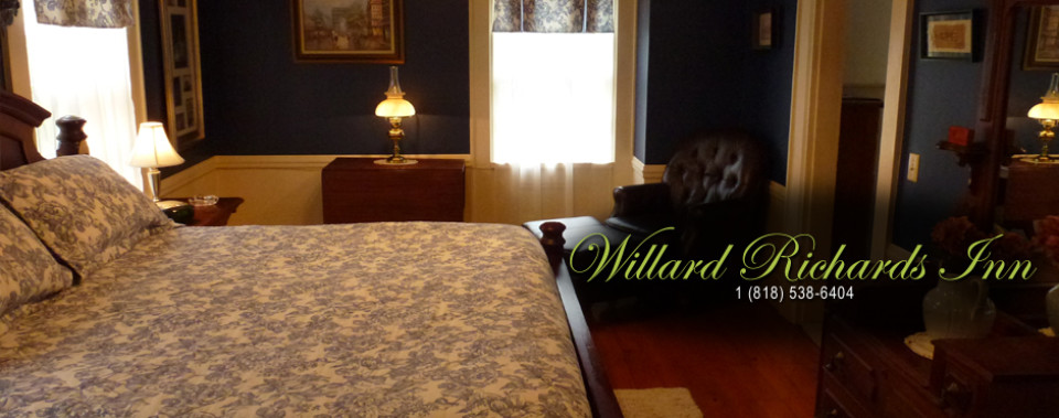 Willard Richards Inn - Anniversary Room
