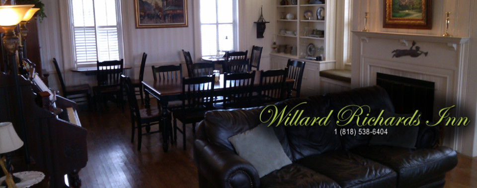 Willard Richards Inn