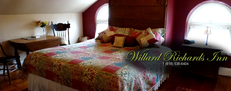 Willard Richards Inn - Nauvoo Room