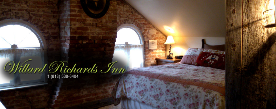 Willard Richards Inn - Riembold Room