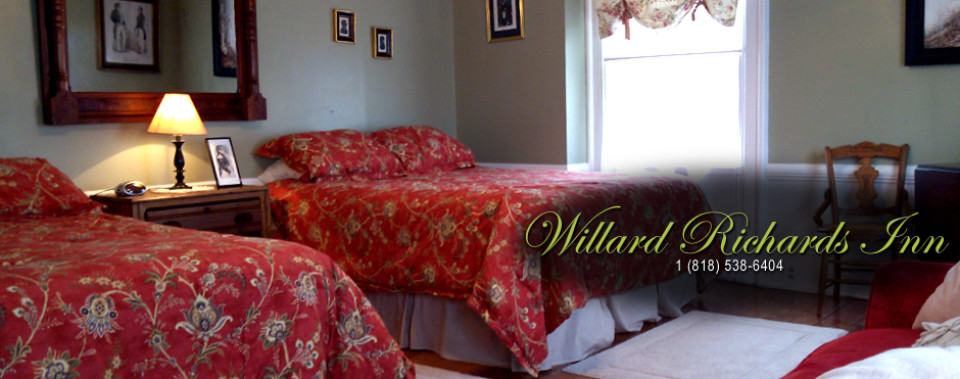 Willard Richards Inn - Smith Room